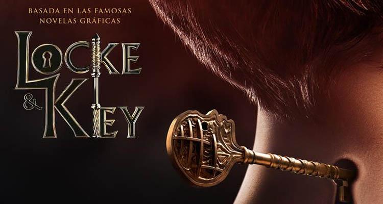 Tráiler Locke and Key Netflix