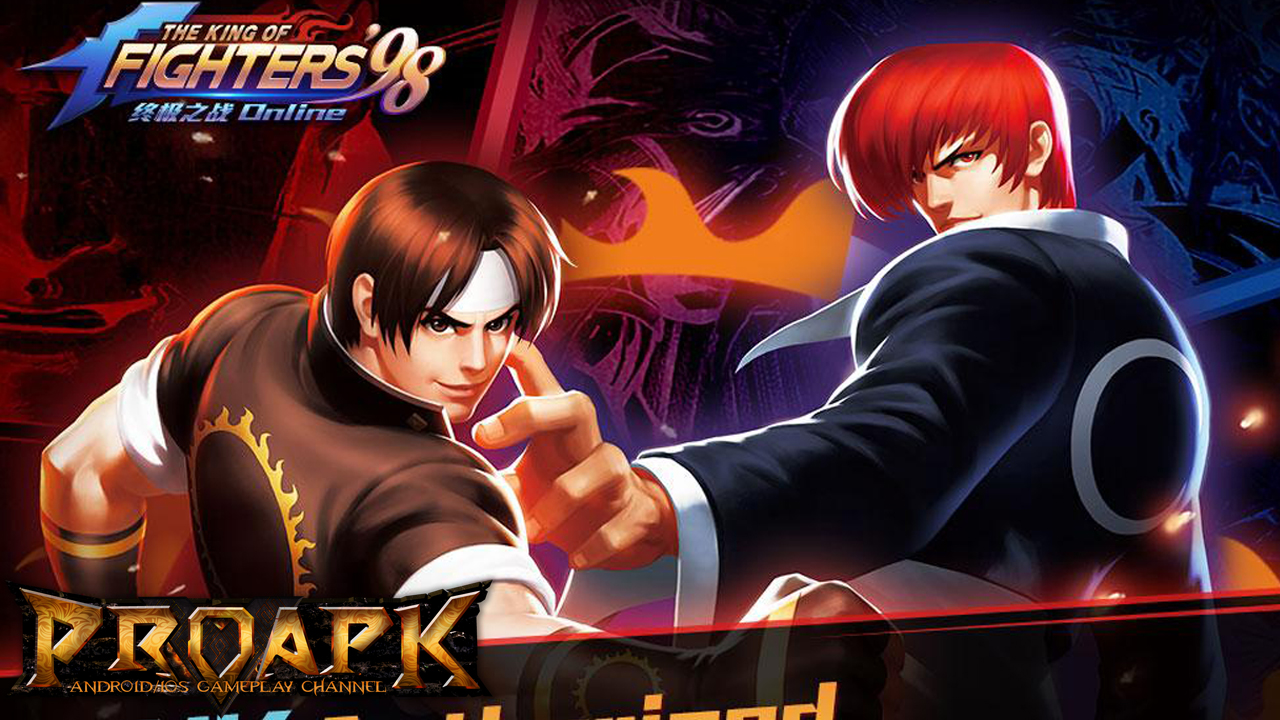 KOF98 ULTIMATE MATCH ONLINE