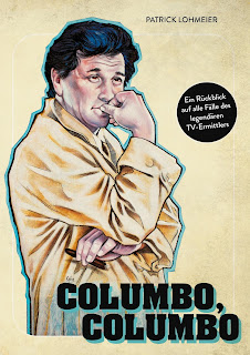 Columbo, Columbo (2021) Sachbuch von Patrick Lohmeier Umschlagbild