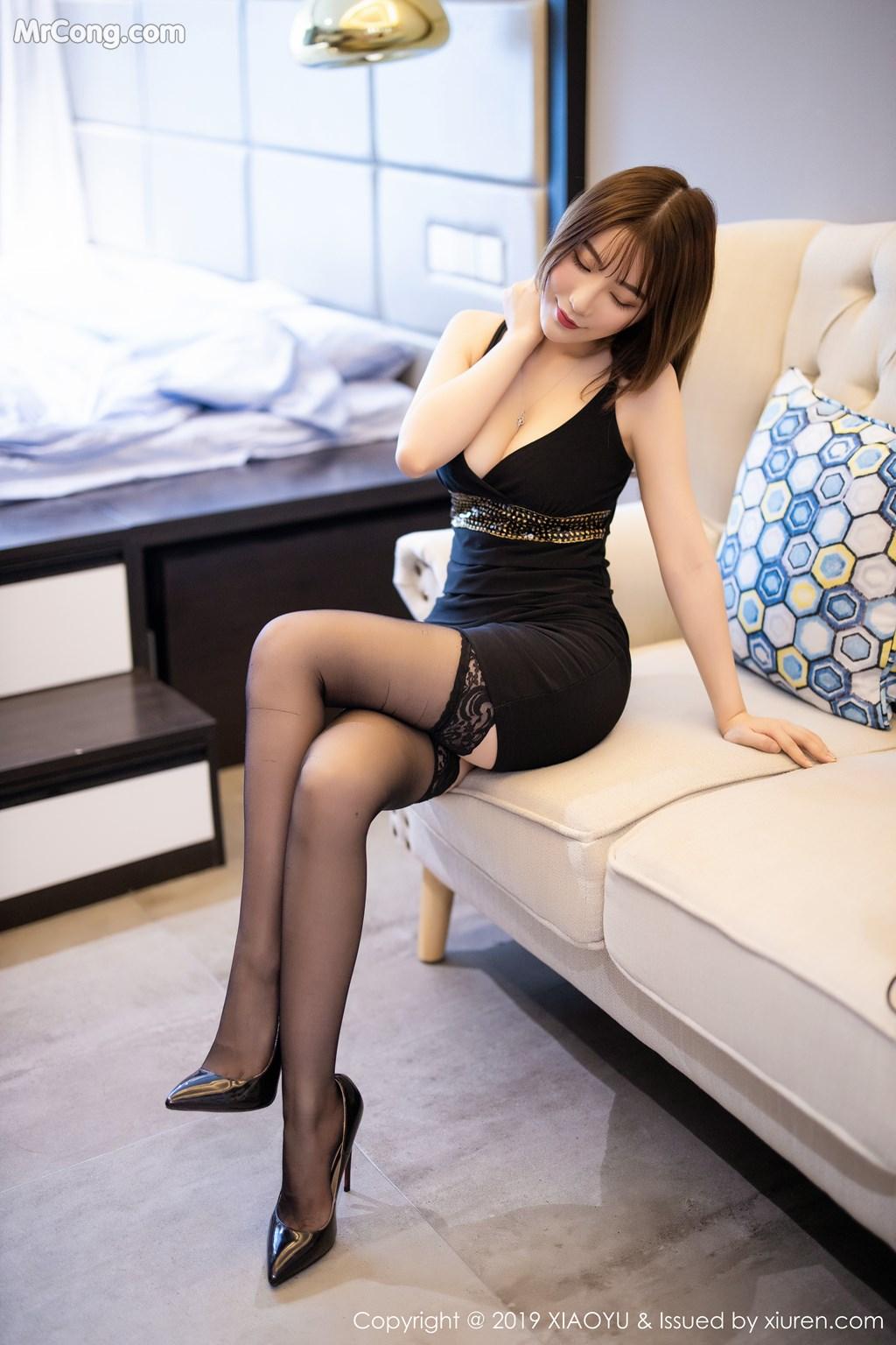 Image XiaoYu-Vol.133-Cherry-MrCong.com-006 in post XiaoYu Vol.133: 绯月樱-Cherry (67 ảnh)