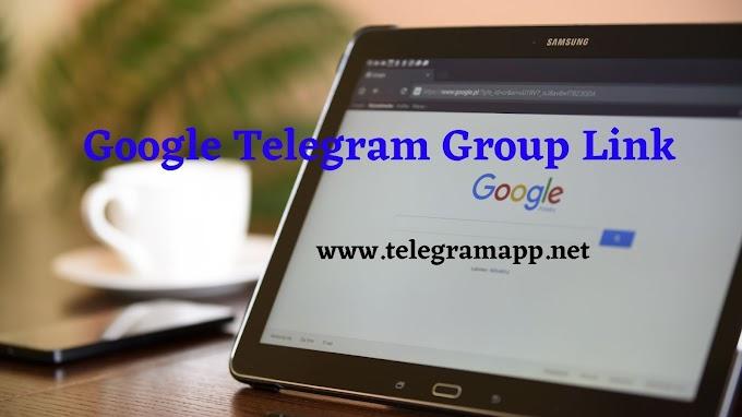 Join Google Telegram Group Link