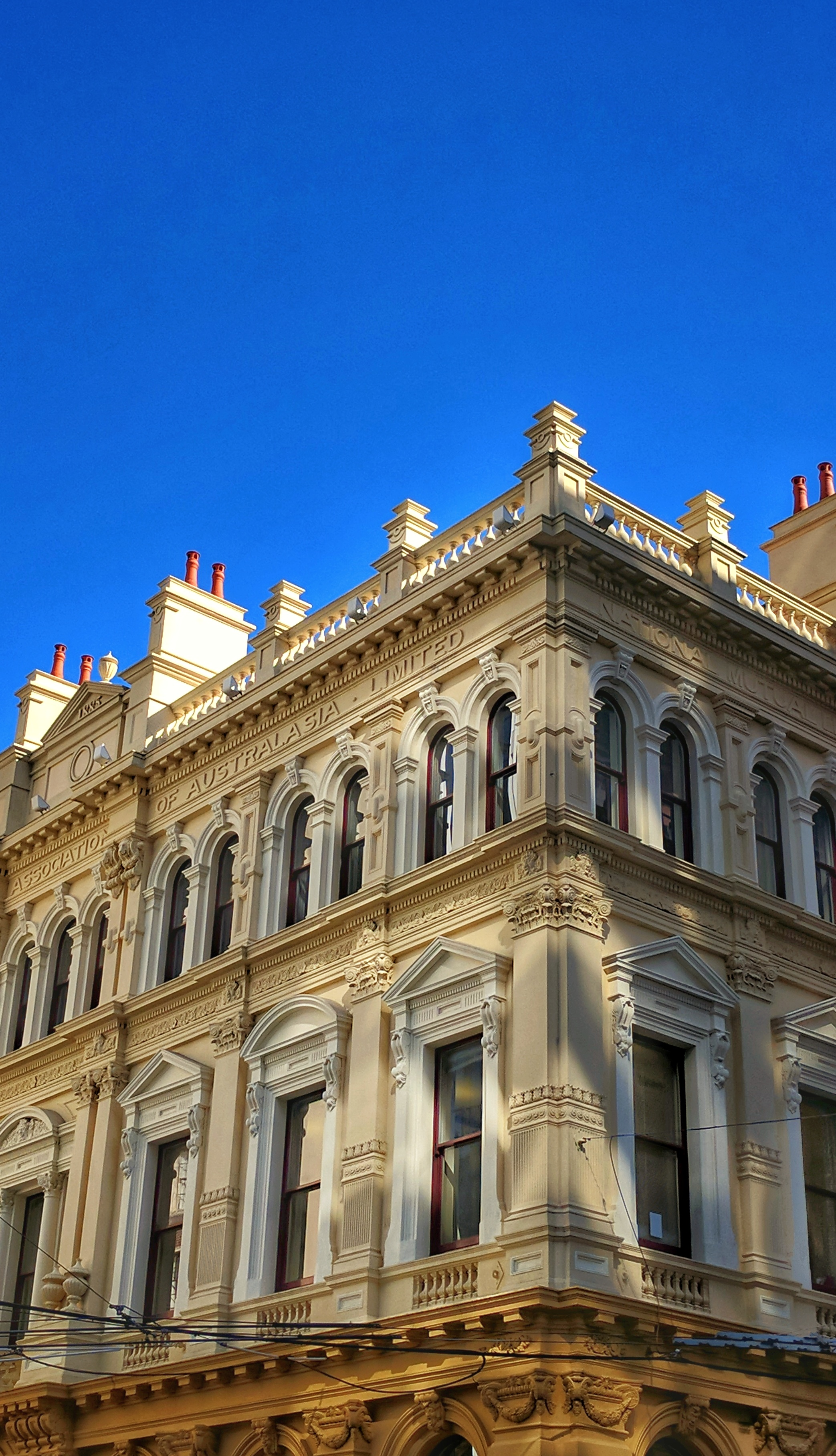 Old Bank building, Wellington (New Zealand)