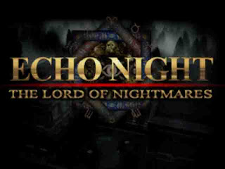 Echo Night - Lord of Nightmares