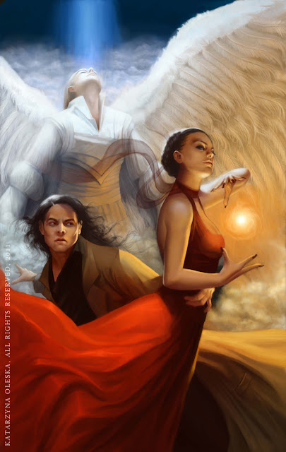 "Cover to Aneta Jadowska ""Thief of Souls"" novel."