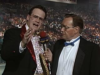 WCW Great American Bash 1990 - Jim Cornette