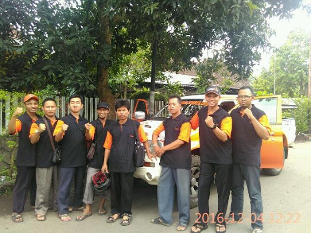 Team Lazismu Jember senantiasa siap sedia MEMBERI untuk NEGERI