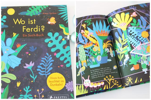 Wo ist Ferdi Lieblingsbuecher Weihnachten GEschenkidee Prestel Verlag Jules kleines Freudenhaus