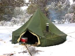 Winter C&ing Tents With Stove & Camping Activities: Winter Camping Tents With Stove
