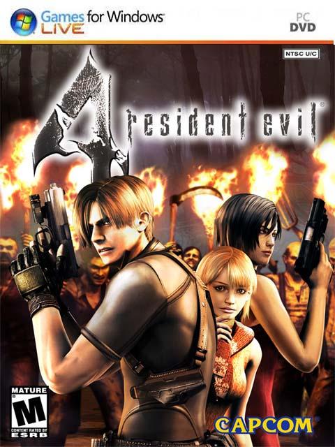 تحميل لعبة Resident Evil 4 برابط مباشر + تورنت