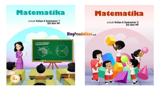 Berikut BlogPendidikan.net akan berbagi tentang buku pembelajaran matematika untuk kelas 4, 5 dan 6 SD