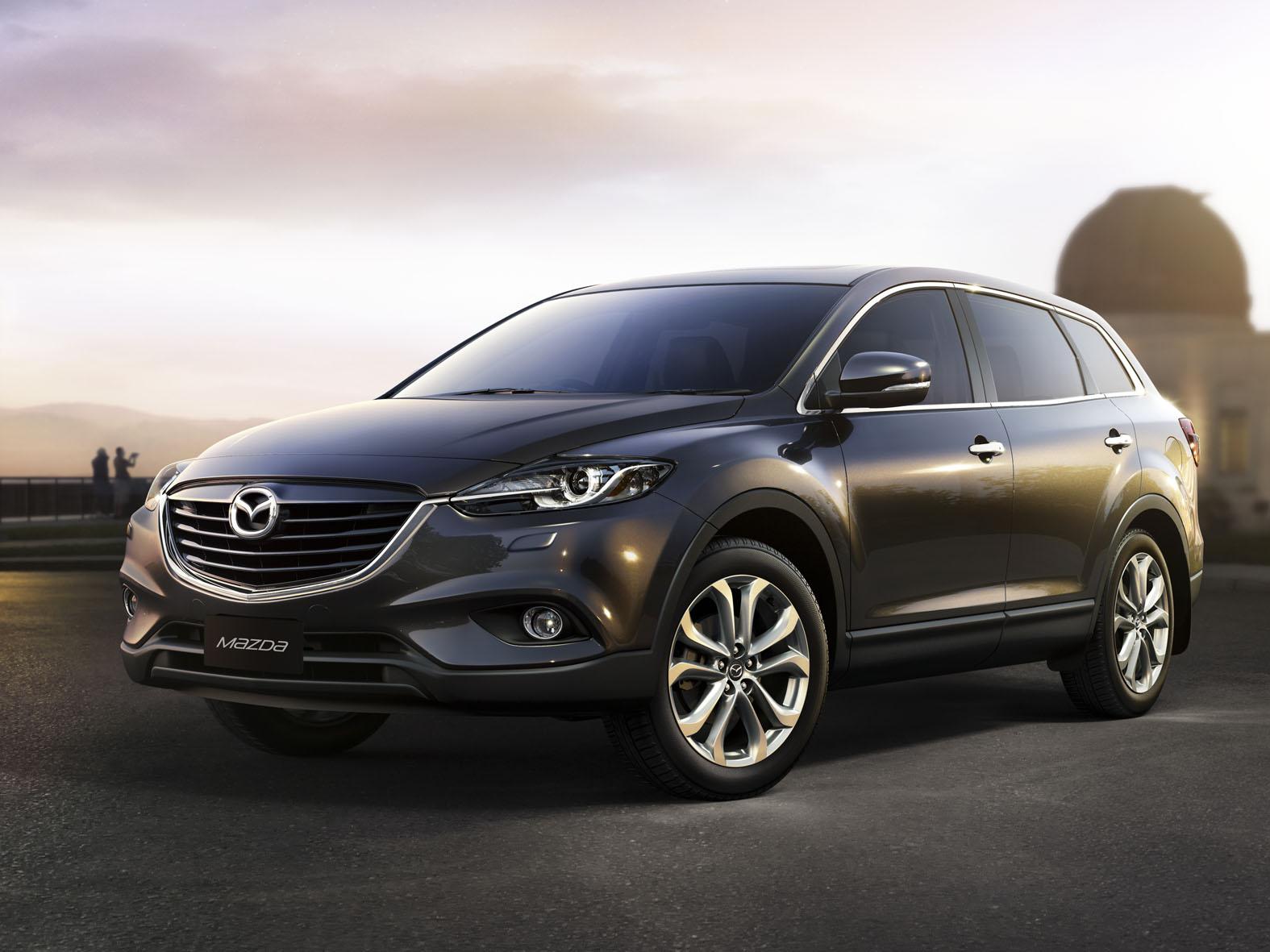 Cars Gto 2013 Mazda Cx 9