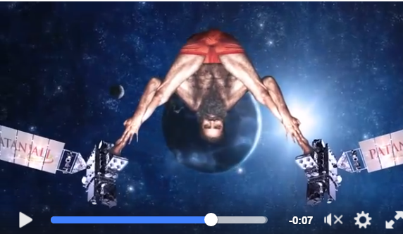 Inspired by the buzz around India Today cover on Baba Ramdev doing a front flip, AIB has released a new spoof video.   Remember, the famous leg split stunt Jean Claude Van Damme did on two Volvo buses. The story has moved forward, with others taking up the challenge.