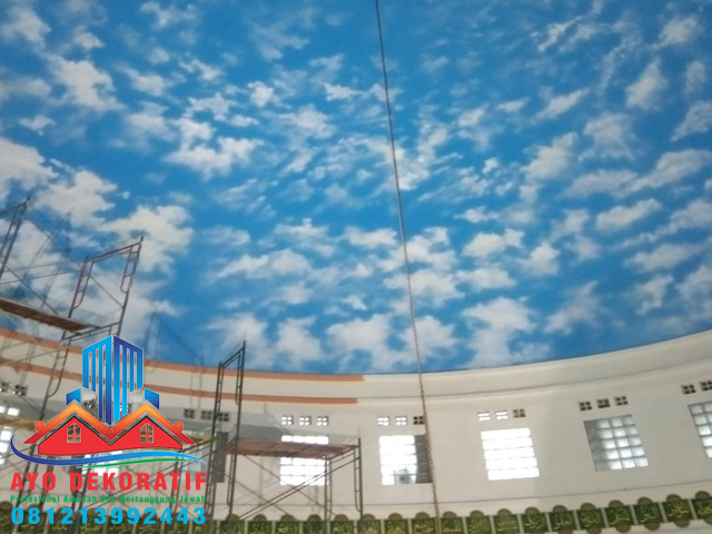 List-Project-Masjid-AT-TAUBAH-Motif-Awan