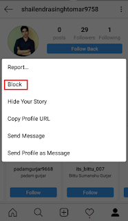 How to block on Instagram, How to unblock on Instagram