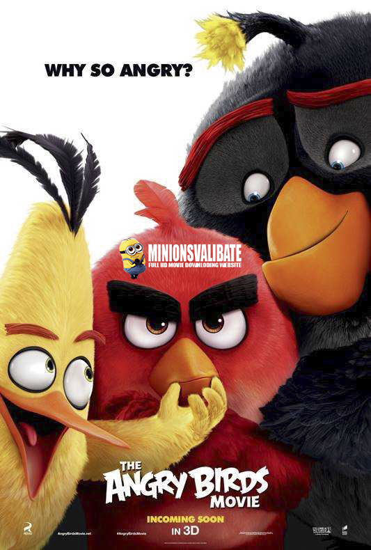The Angry Birds Movie 1080p Dual Audio  download