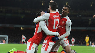 WATCH: Olivier Giroud Scores Stunning Goal Against Crystal Palace