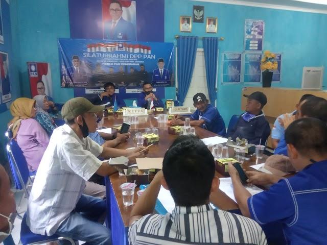 11 PAC PAN Pesawaran Sepakat Dukung Putra Daerah Maju di Pilkada