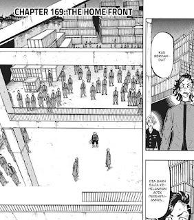 Update! Baca Manga Tokyo Revengers Chapter 169 Full Sub Indo