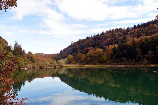 valle dei laghi cosa vedere
