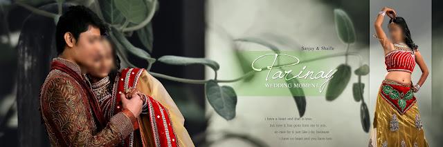 New Karizma Wedding indian Album Pad 12 x36 Free Download