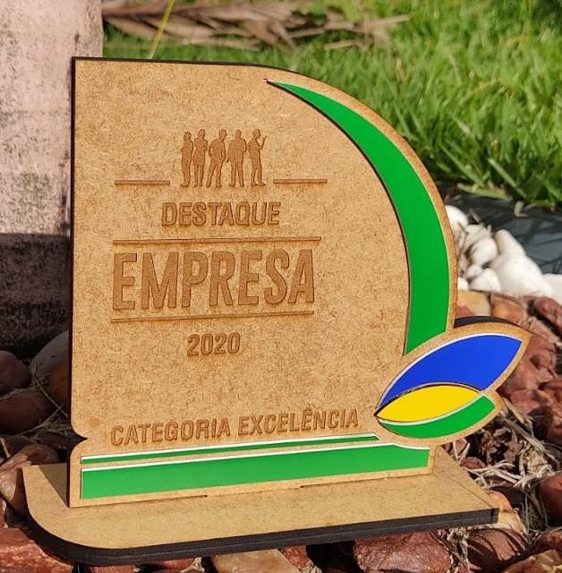 Prêmio categoria excelência - Cetrel