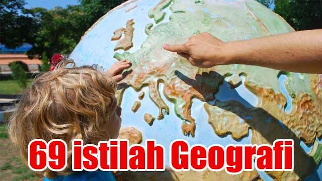 69 istilah geografi