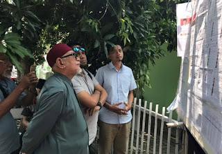 Presiden PAS tinjau Pemilu Indonesia