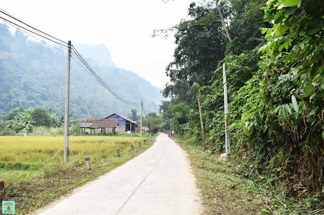Pac Ngoi, Parque Nacional de Ba Be