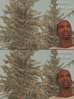 gta sa renderhook reshade shader alpha dithering smoothing