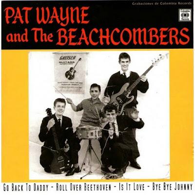 Pat Wayne and The Beachcombers (1964)