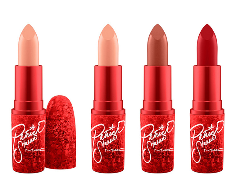 MAC x Patrickstarrr Slay Ride Collection - Lipsticks