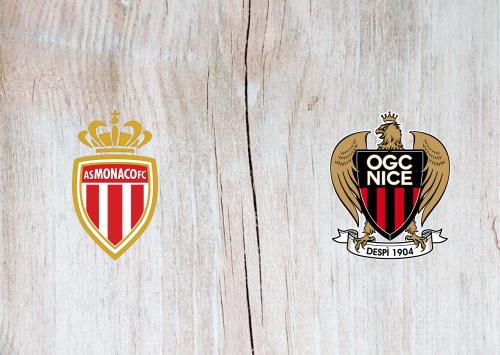 Monaco vs Nice -Highlights 03 February 2021
