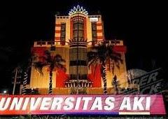 Info Pendaftaran Mahasiswa Baru ( UNAKI ) Universitas AKI Semarang 2017-2018