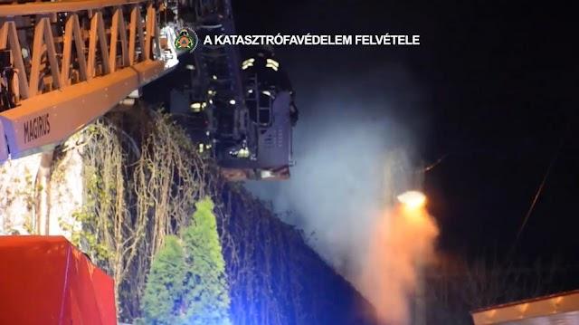 Döbbenetes részletek a vasárnapi budapesti tűzről: nem véletlenül gyulladt ki a munkásszálló