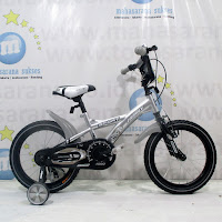 Sepeda Anak FAMILY SPORT BMX 12 Inci Red