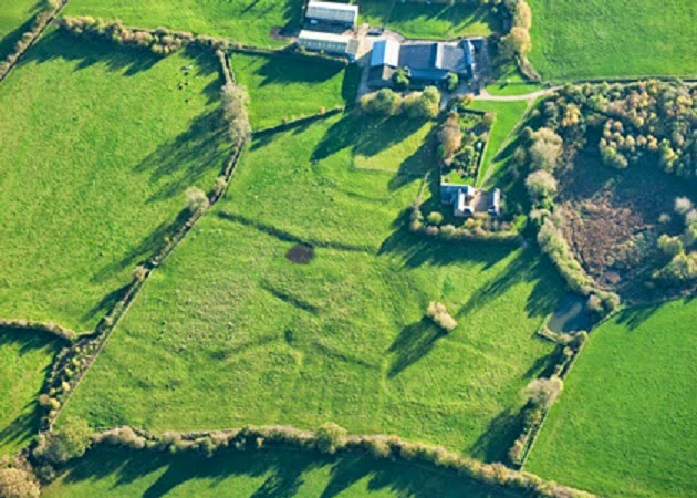 Deserted medieval villages designated 'Ancient Monuments'