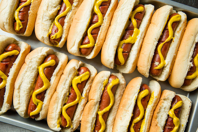 Dangers of Eating Hot Dogs/Los Angeles Times