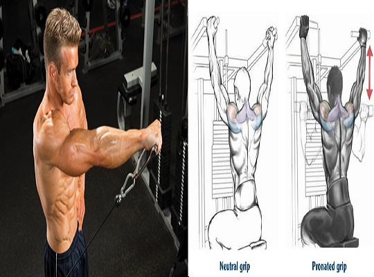 Ways to Shoulder Press