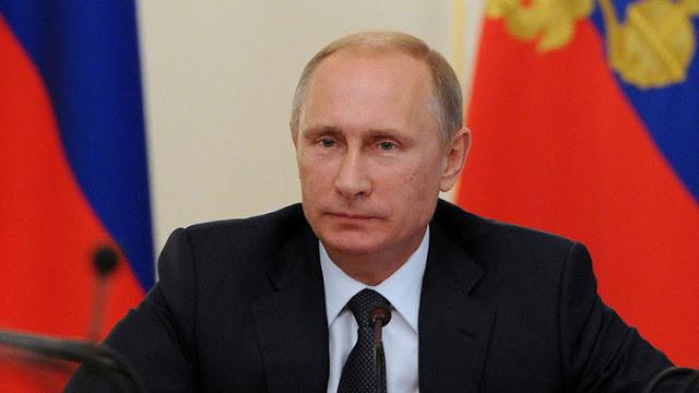 الأزمة السورية |الرئيس فلاديمير بوتين يكشف كلمة السر للمساعة في حل الازمة السورية