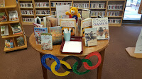 Olympic Display Chevy Chase