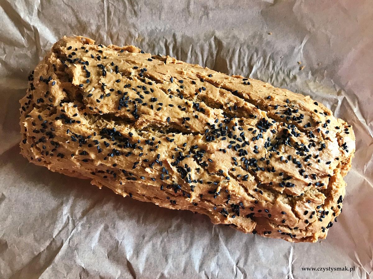 Chleb z masła orzechowego