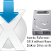 How to Reformat / Reinstall OS X without Recovery Disk or DVD Drive on Mac
