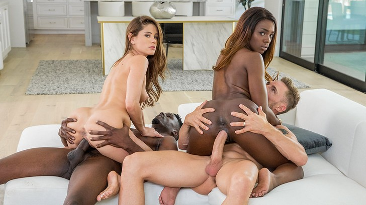 Vixen – A Long Time Coming – Little Caprice, Ana Foxxx