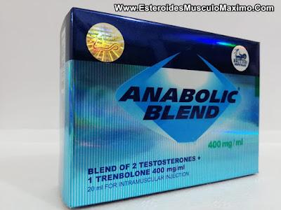 Anabolic Blend 400 mg x 20 ml - precio ( $550 pesos