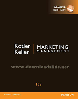 Marketing Management 15th Edition by Kotler and Keller (Global Edition)