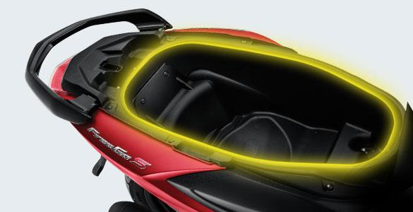 Bagasi Yamaha Freego