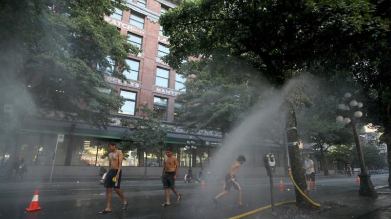 Heatwave in Canada kills more than 70