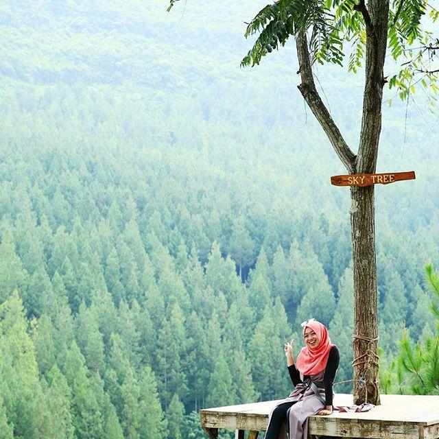 The Lodge Maribaya Lembang, Wisata Bandung