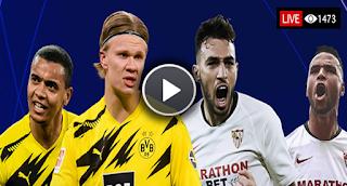 يلا شوت حصري الجديد يوتيوب | لايف الأن مشاهدة مباراة اشبيلية وبوروسيا دورتموند بتاريخ 17-02-2021 دوري أبطال أوروبا جودة عالية بدون تقطيع HD