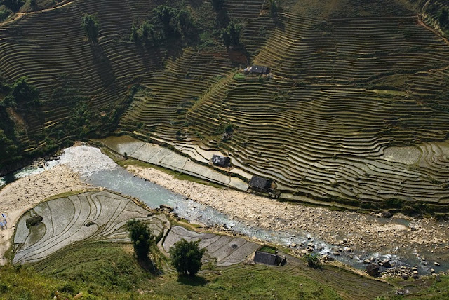 The best itinerary of Sapa homestay tour you can consider